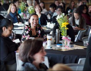 Pioneering spirit provides inspiration at CU Women Succeeding