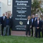 Celebration honors the Fitzsimons Building on the CU Anschutz Medical Campus