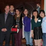 American pre-health undergraduates, international scholars celebrate ISCORE