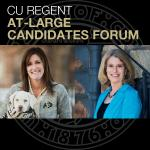 Listen: At-large Regents candidates discuss issues in forum