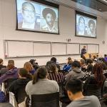 Outwitting the KKK: Real 'BlacKkKlansman' brings story to campus
