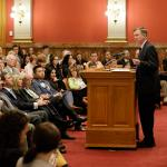 CU Advocates Day at the State Capitol