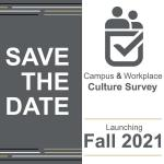 CU Campus and Workplace Culture Survey launches in October