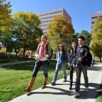 Total system enrollment up slightly for fall