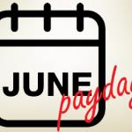 June payday will return to June