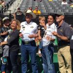 State legislators honored as champions for CU