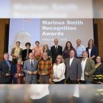 Marinus Smith awardees honored for making a difference