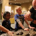 Natural history comes to life for students statewide