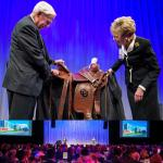 Bensons honored at CU Anschutz benefactor event