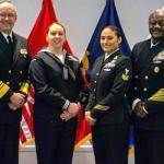 Bohrer receives high honor from Navy Medicine