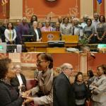 Buchanan, work of McLean honored at Capitol