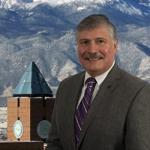 García receives NACAS' Newton Award for Distinguished Service