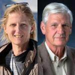 Larson, Lewis honored with 2018 Distinguished Research Lectureships