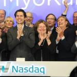 Leinwand rings bell for NASDAQ