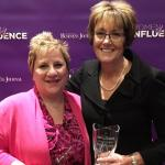 Szpyrka, Fortune recognized as Women of Influence