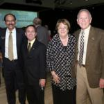 Annual awards ceremony celebrates faculty, staff, student, alumni leaders