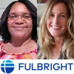 CU Denver's Rooks, Steed named Fulbright Scholars