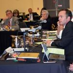 Regent Meeting Coverage