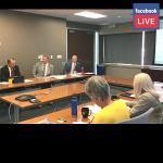 Sustainability panel discusses campus initiatives