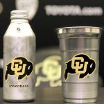 CU Boulder, Ball introduce game-changing aluminum cup at Folsom Field