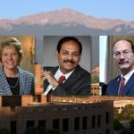 UCCS Chancellor Finalists