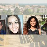Four new student ethics ambassadors to partner with ethics experts