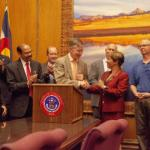 Gov. Hickenlooper signs bill for cyber workforce development and research funding