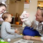 Nursing program exposes students to community health through first-time parents