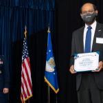 Reddy selected as U.S. Air Force Academy Honorary Commander