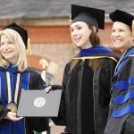 Together again: Cross the Quad celebrates graduates