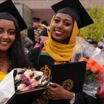 Commencement: A day of academic accomplishment, university pride and joyful