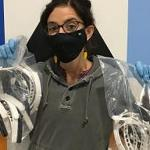 Make4COVID provides crucial PPE to health care workers