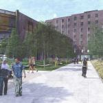 Home away from home: Construction begins on new first-year student housing