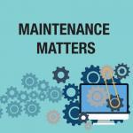 New UIS maintenance blog debuts