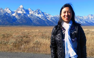 Five questions for Hillary Lum