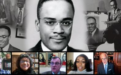 Honoring CU's first African American graduate of the School of Medicine