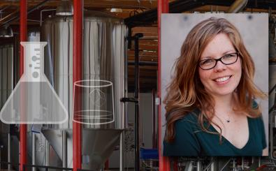 A taste for chemistry: CU on the Air podcast toasts whiskey research of UCCS' Janel Owens