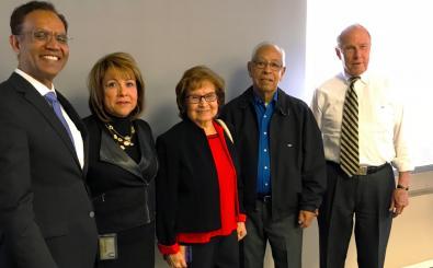 Faculty Council/Faculty Senate: Benson, Carson, awards