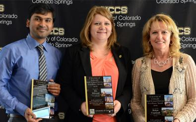 Staff members honored for service to university and beyond