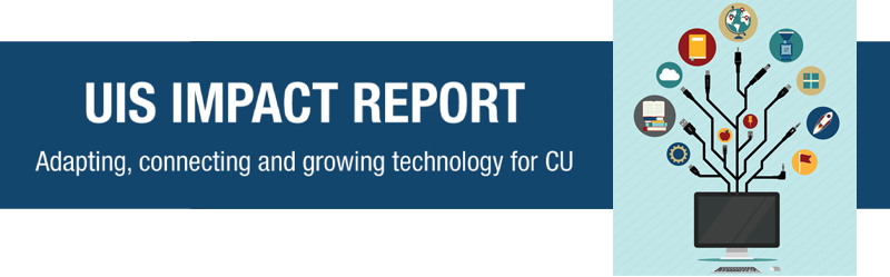 UIS Impact Report: Adapting and growing technologies for future needs