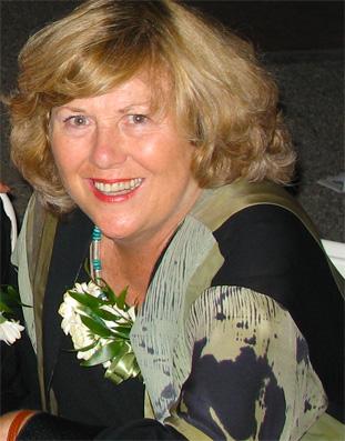 Five questions for Susan Clarke | CU Connections