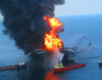 Study: Oil spill's impact weighs heavy on atmosphere