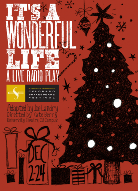 For holidays, CSF tunes in 'It's a Wonderful Life'