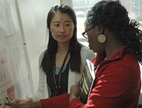 Postdocs share research, get feedback at Research Day