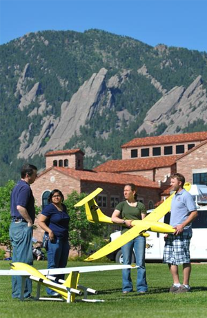 CU-Boulder organizing effort to establish unmanned aircraft test site in Colorado