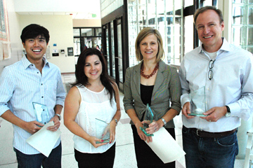 CU Denver faculty honored for excellence