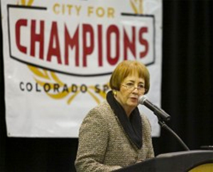 UCCS, community leaders celebrate City for Champions victory