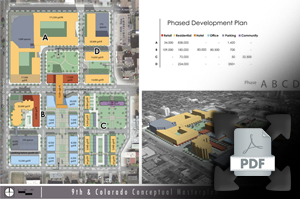 9th and Colorado Phased Development Plan
