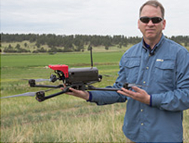 Drones 101: Course in Unmanned Aerial Systems looks to the future