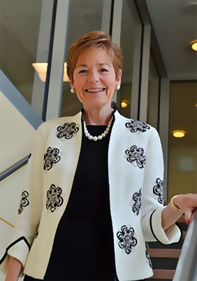 Marcy Benson a tireless advocate for Anschutz Medical Campus